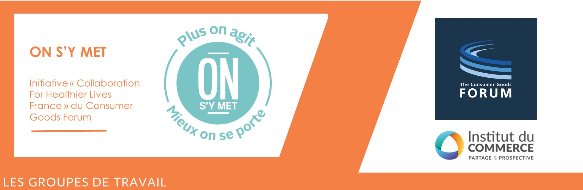 On s'y met : plus on agit, mieux on se porte - Collaboration for Healthier Lives France