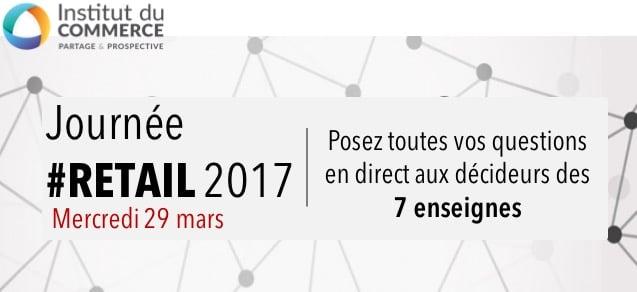 Conférence « Retail 2017 » par IFM