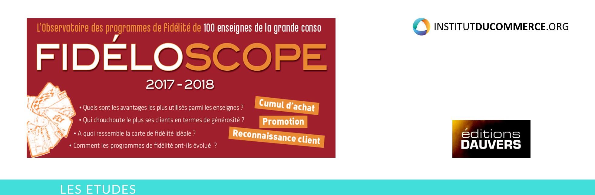 Fidéloscope 2017-2018 - Edition Dauvers