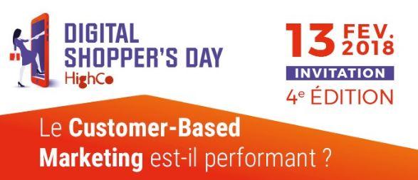 Digital Shopper Day: Le Customer-Based Marketing est-il performant ? (HighCo à la Station F)