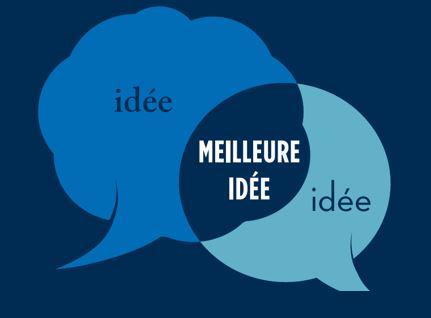 Les webinaires de partage d'informations et d'idées