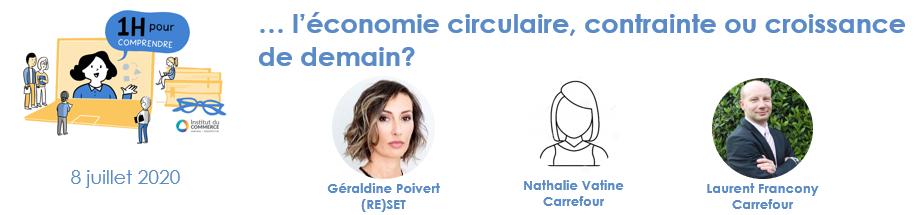 l'économie circulaire : contrainte ou croissance de demain?