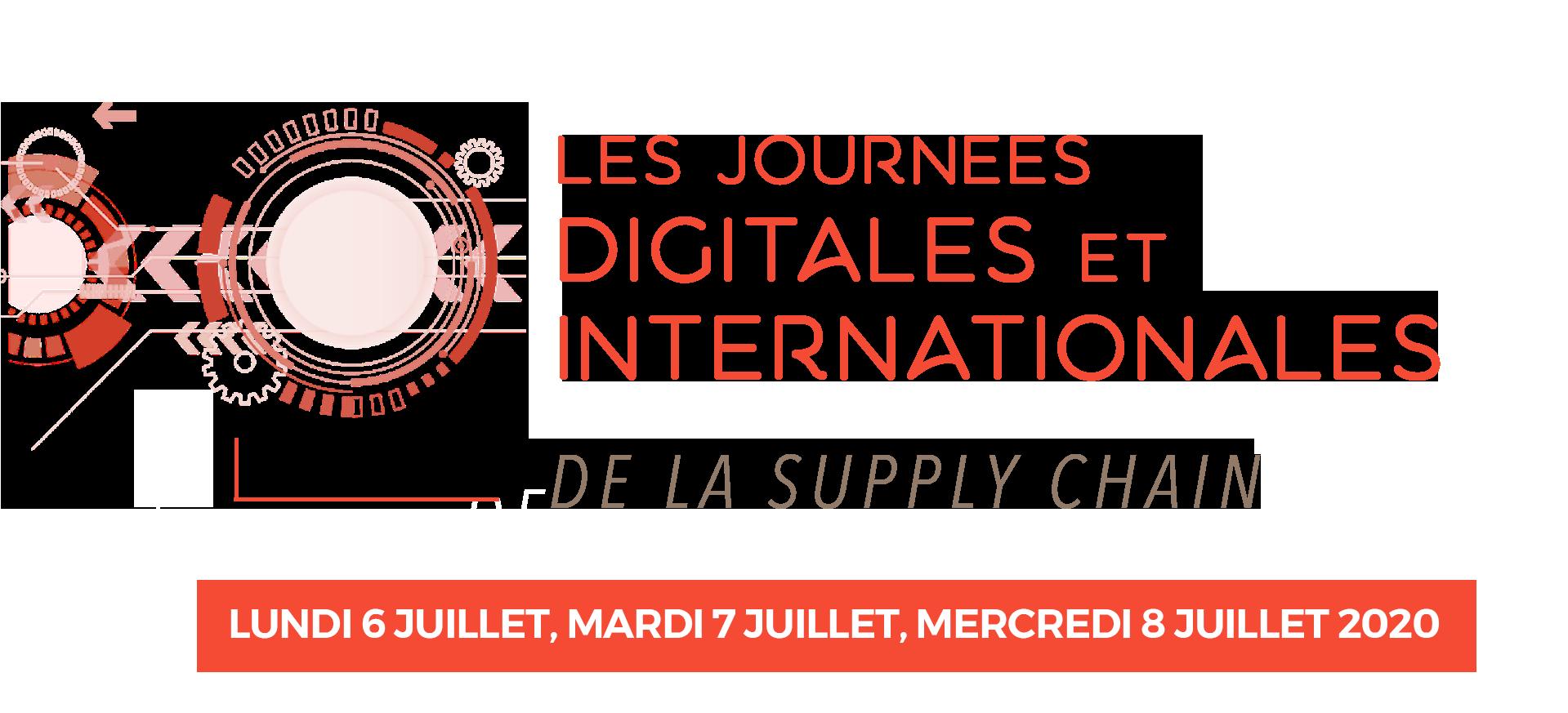Les journées digitales et internationales de la supply chain