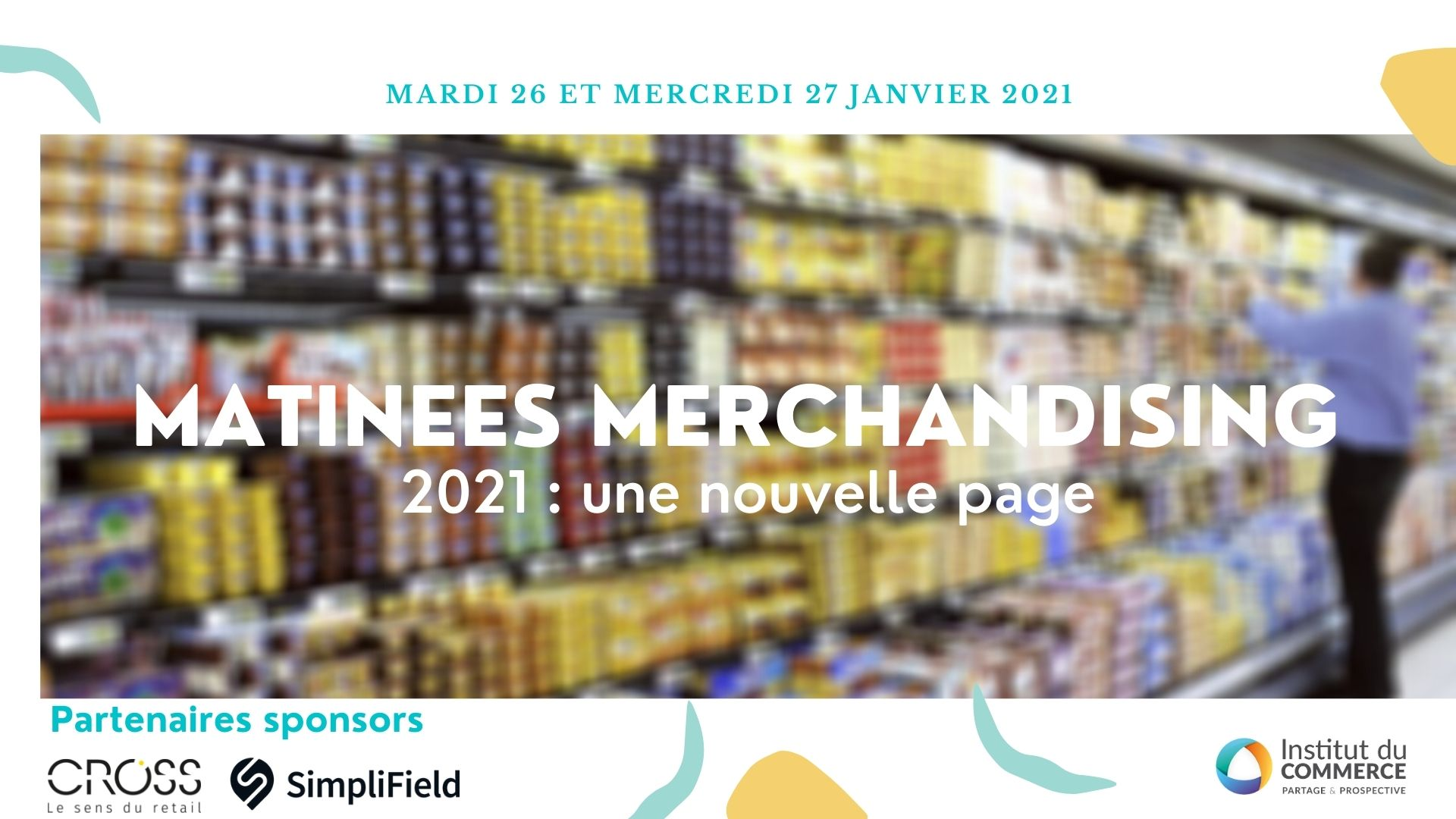Merchandising 2021 : une nouvelle page