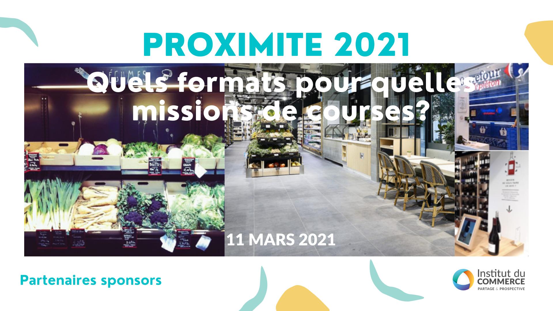 Proximité 2021 : quels formats pour quelles missions de courses ?