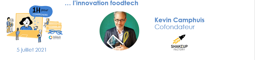 l'innovation foodtech
