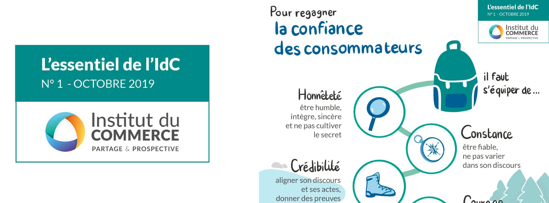 Essentiel#1 : Comment regagner la confiance des consommateurs?